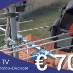 Offerta impianto TV a soli 700 Euro
